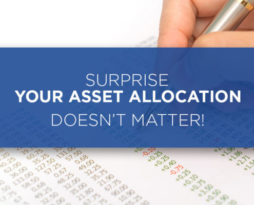 your asset allocation doesnt matter
