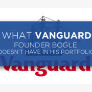 What Vanguard Founder Bogle Doesnt Have In His Portfolio