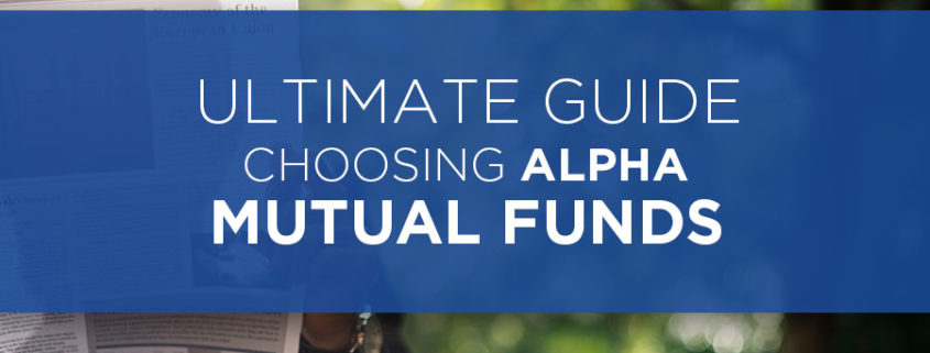 ultimate guide on choosing mutual funds