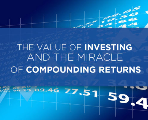 Time Value of Investing And The Miracle Of Compounding Returns