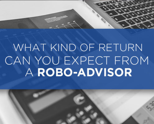 what kind of return can you expect from robo advisor