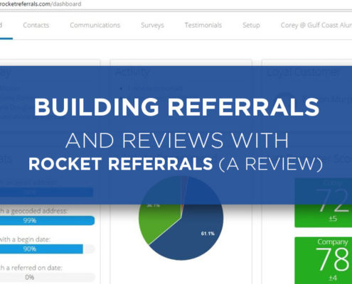 rocket referrals review