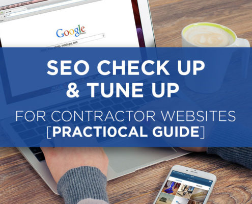 SEO check up and tune up