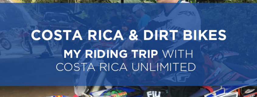 costa rica riding tips
