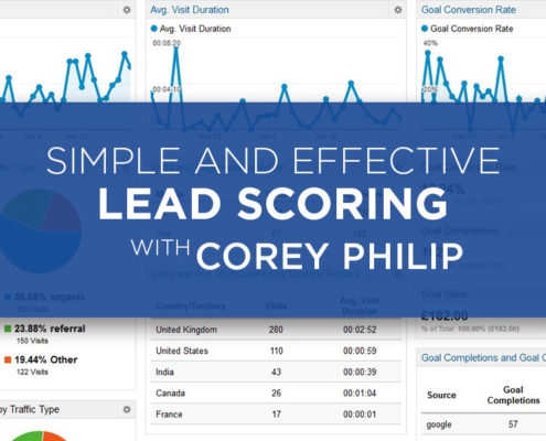 Lead Scoring with Corey Philip