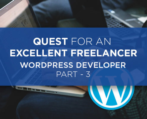 how to find a wordpress developer