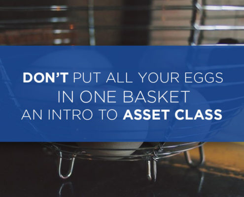 Dont Put All Your Eggs In One Basket