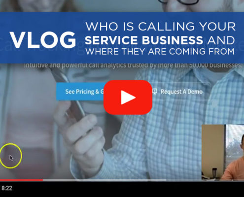 Who's Calling Your Service Business And Where They Are Coming From