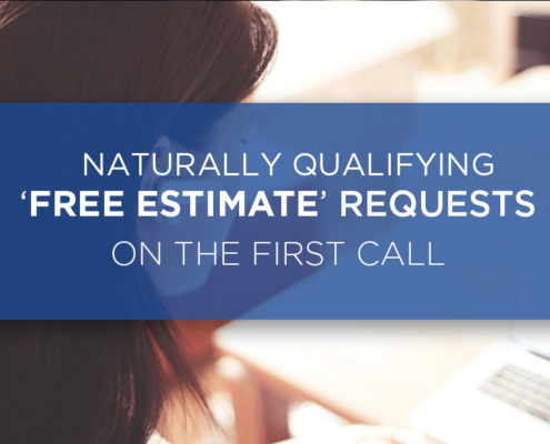 naturally qualifying free estimate