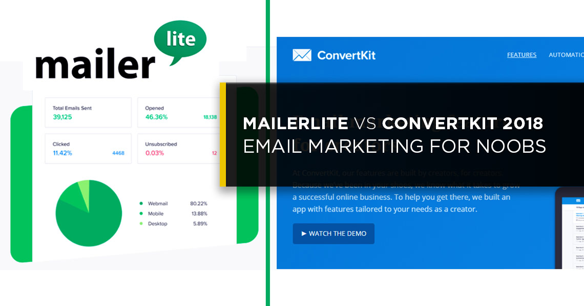 The Greatest Guide To Convertkit Vs Mailerlite