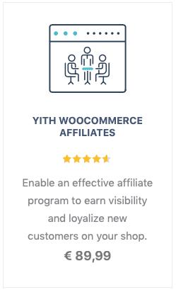 WooCommerce Affiliates pricing